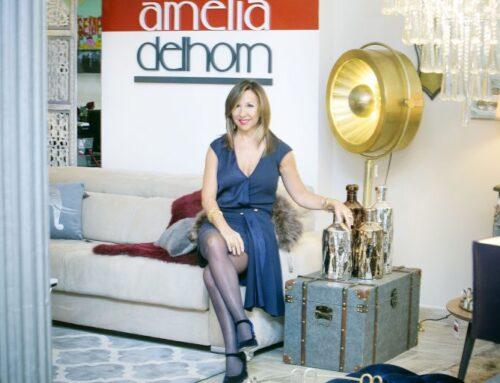 Primer Aniversario de la tienda Amelia Delhom en Valencia